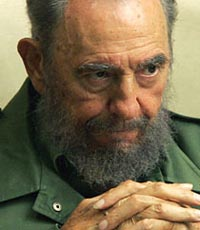 Castro in grave condition after 3 failed operations