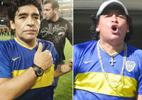 Maradona sedated in Buenos Aires clinic and treated for alcohol abuse