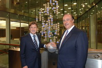 First-half profit of Burberry Group PLC rises 32 percent