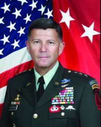 U.S. army criticises retired general Kensinger