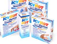 Icy Hot pain relievers recalled over reports of severe burns