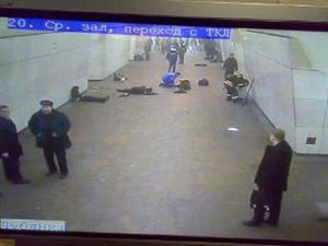 Suicide Bombers Attack Moscow Metro: 35 Killed