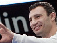 Vitali Klitschko temporarily quits boxing to run for president of Ukraine. 50842.jpeg