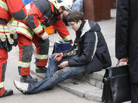 62 Injured in Moscow Terrorist Attacks