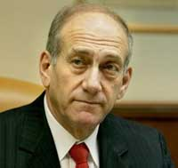 Olmert: New Arab peace initiative marks