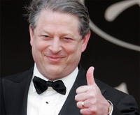 Al Gore's investment firm to settle in
