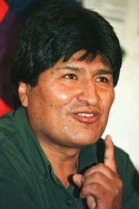 EU-Latin America summit: European eyes on Chavez, Morales