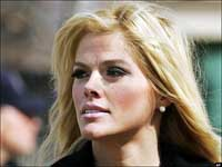 Anna Nicole Smith's will left all assets to deceased son Daniel