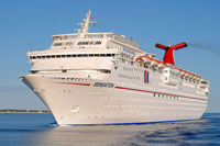 Carnival Cruise Ship Sensation's Return Delayed over Bomb Scare