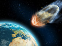 Wednesday's Asteroid Won't Hurt Earthians