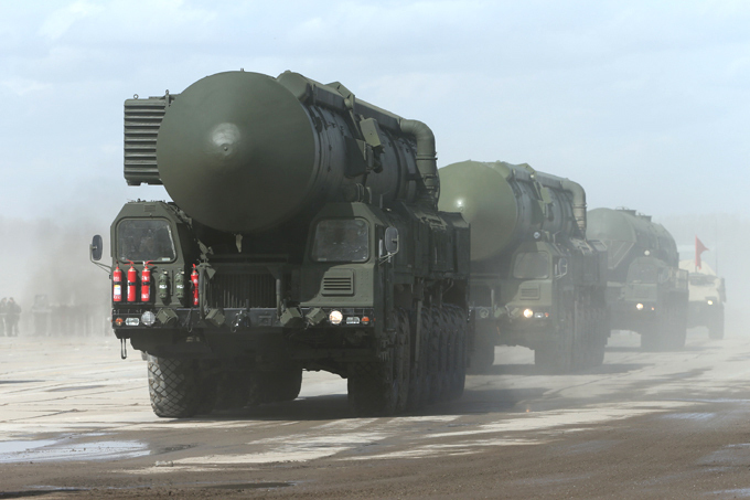 Russian weapons' export breaks the record. Russian weapons