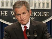 Bush acknowledges existence of secret CIA prisons