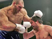 Nikolai Valuev to fight this autumn to regain champion title