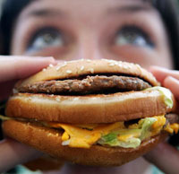 Eating Junk Food Develops Addiction Similar to Smoking
