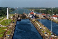 Panama starts canal expansion project