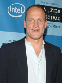 Woody Harrelson stands against oil at conference in Netherlands
