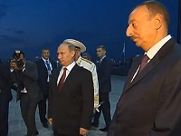 Putin bumps into wall of misunderstanding in Azerbaijan. 50854.jpeg