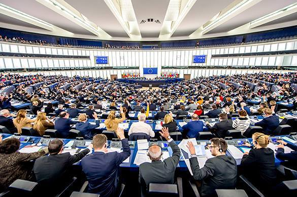 MEPs go to Russia to 'abolish sanctions'. EU