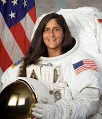 Astronaut Suni Williams to run 210 miles in space