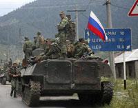 Georgia seeks 'limited war' to draw international attention