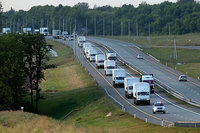 Russia's fourth humanitarian convoy on the way to Ukraine. 53857.jpeg