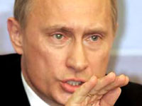 Vladimir Putin sure, vote for opposition would bring Russia to 'breakup'