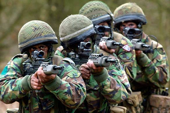 Narva gets 'Irish scenario'. Military