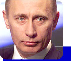 Putin's answer to Cheney's speech: Russian government shoul consentrate on domestic affairs