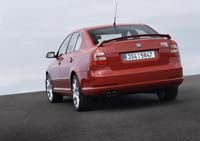 Czech carmaker Skoda reports record sales in 2006, plan to produce 580,000 cars this year