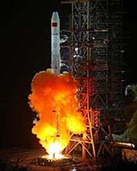 China to launch lunar probe