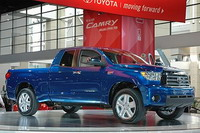 Toyota Tundra named Motor Trend's 2008 truck of year