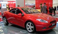 World's automakers hustle for position in China, world's fastest-growing market