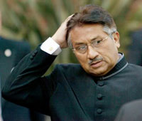 Pervez Musharraf finalizes caretaker government