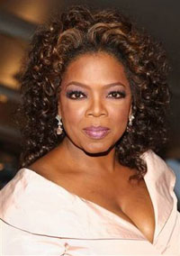 Oprah Winfrey Regains Title of World's Most Powerful Celebrity