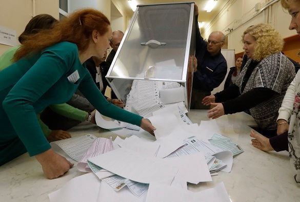 Putin's United Russia gains supermajority. Elections