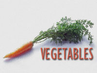 Carrot and it's vegi-friends help heart to feel better