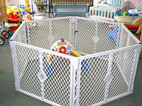 Strangled boy case makes baby supply company recall play yards