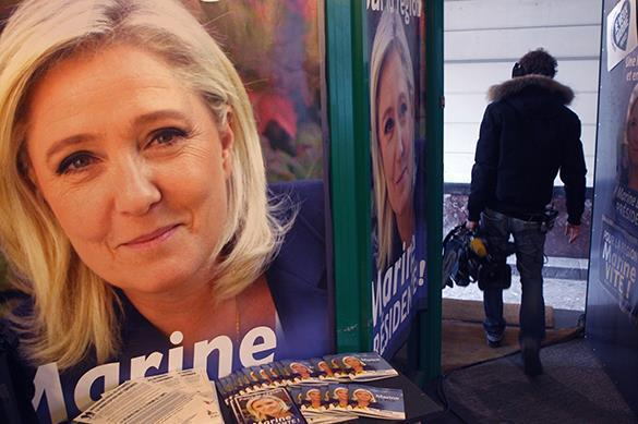 Putin, Le Pen and Trump to destroy Brexit play. Le Pen