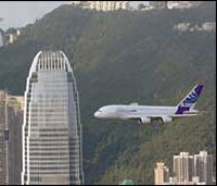 Hong Kong hosts world's largest civil aerospace expo
