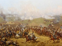 Battle of Borodino celebrates 100th anniversary. 47866.jpeg