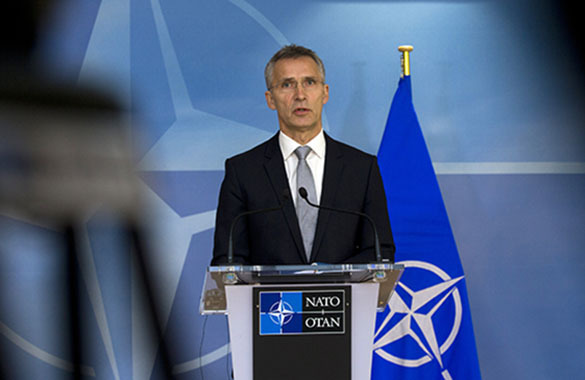 Attacking NATO member would equal attacking entire alliance - Stoltenberg. NATO responds to hybrid threats
