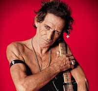 His back pages: Keith Richards working on memoir with untold stories