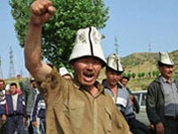 Kyrgyz Parliament To Replace Both President and Court