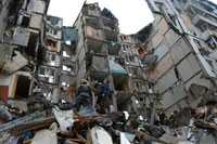 Death toll of Ukrainian gas explosion rises to 17