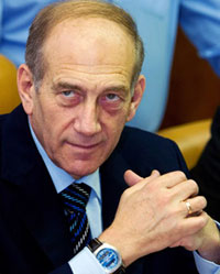 Israeli police ask prosecutors to drop investigation into Olmert's bank case