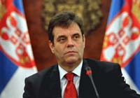 US accused ofpreventing Kosovo compromise by Serbia's PM