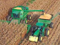 Deere & Co. 1Q profit rises 54%