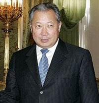 Kyrgyz President Elected