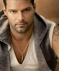Ricky Martin Happy Being Homosexual