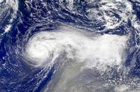 Hurricane Felix nears Honduras and Nicaragua